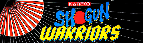 Shogun Warriors (US) Marquee