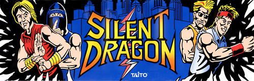 Silent Dragon (World) Marquee