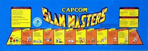 Saturday Night Slam Masters (USA 930713) Marquee