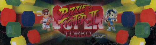 Super Puzzle Fighter II Turbo (Euro 960529) Marquee