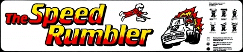 The Speed Rumbler (set 2) Marquee