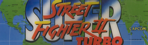 Super Street Fighter II Turbo (World 940223) Marquee