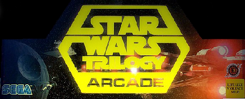 Star Wars Trilogy (Revision A) Marquee