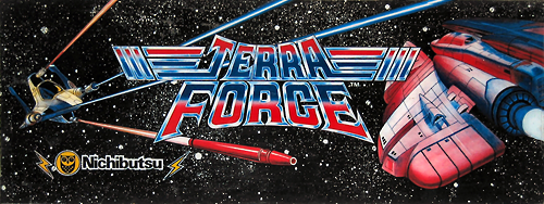 Terra Force Marquee