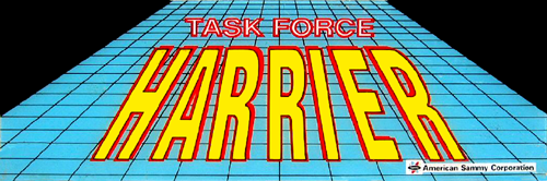 Task Force Harrier Marquee