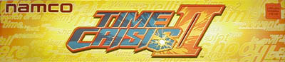 Time Crisis II (US, TSS3 Ver. B) Marquee