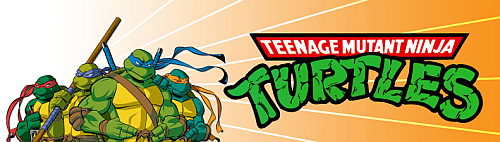 Teenage Mutant Ninja Turtles (US 4 Players, version R) Marquee