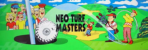 Neo Turf Masters / Big Tournament Golf Marquee