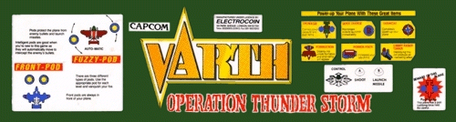 Varth: Operation Thunderstorm (USA 920612) Marquee