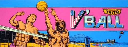 U.S. Championship V'ball (bootleg of US set) Marquee