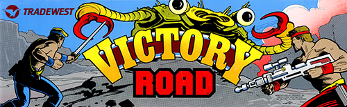 Victory Road Marquee