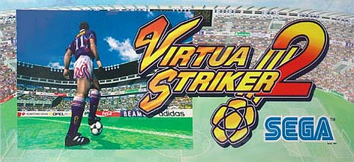 Virtua Striker 2 (Step 2.0) Marquee