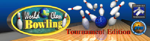 World Class Bowling (v1.66) Marquee