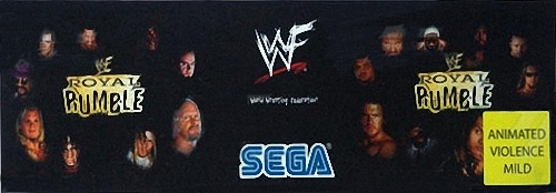WWF Royal Rumble Marquee