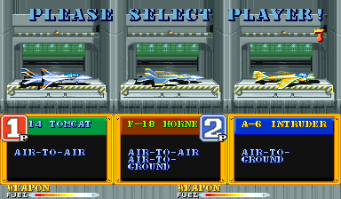 Carrier Air Wing (World 901012) select screen