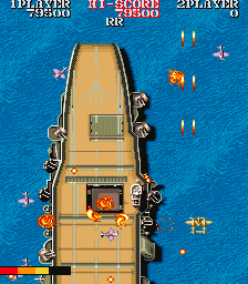 1943: The Battle of Midway (Euro) Screenshot