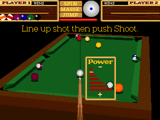 9-Ball Shootout Championship Screenshot