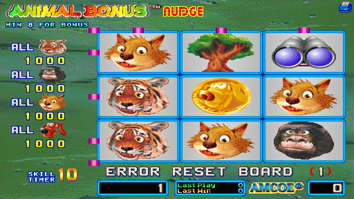 Animal Bonus Nudge (Version 1.7) Screenshot