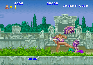 Altered Beast (set 8) (8751 317-0078) Screenshot