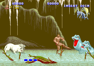 Altered Beast (set 2) (MC-8123B 317-0066) Screenshot