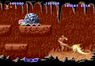 Altered Beast (set 4) (MC-8123B 317-0066) Screenshot