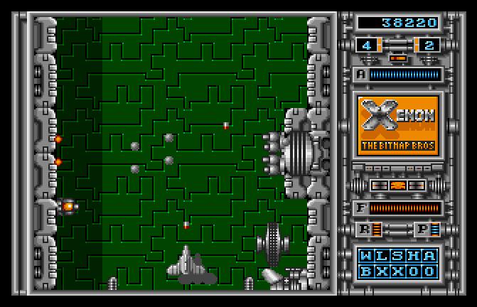 Xenon (Arcadia, V 2 3) ROM < MAME ROMs | Emuparadise