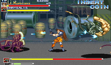Alien vs. Predator (Euro 940520 Phoenix Edition) (Bootleg) Screenshot