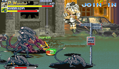 Alien vs. Predator (Hispanic 940520) Screenshot