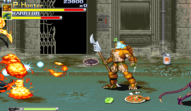 Alien vs. Predator (Japan 940520) Screenshot