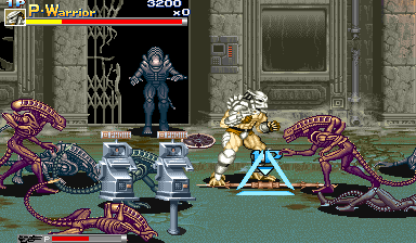 Alien vs. Predator (USA 940520) Screenshot