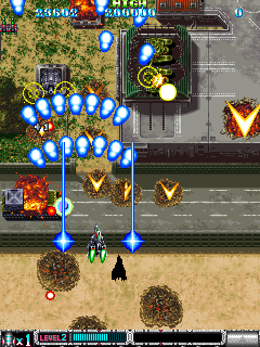 Batsugun Screenshot