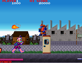 Beraboh Man (Japan, Rev C) Screenshot
