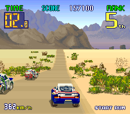 Big Run (11th Rallye version) Screenshot