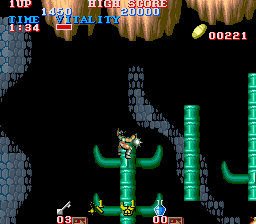 Black Tiger Screenshot