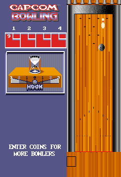 Capcom Bowling (set 3) Screenshot