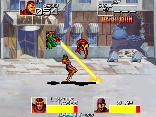 Captain America and The Avengers (US Rev 1.9) Screenshot