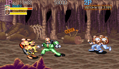 Captain Commando (World 911014) Screenshot
