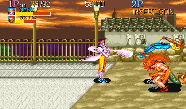 Captain Commando (USA 910928) Screenshot
