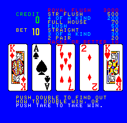 Cal Omega - Game 23.9 (Gaming Draw Poker) Screenshot