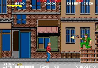 Crime City (Japan) Screenshot