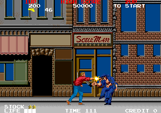 Crime City (US) Screenshot