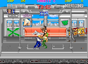 Crime Fighters (Japan 2 Players) Screenshot