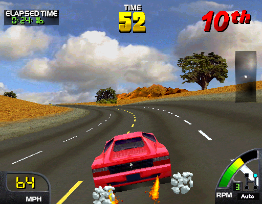 Cruis'n USA (rev L4 1) ROM < MAME ROMs | Emuparadise