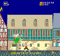 Captain Silver (World) Screenshot
