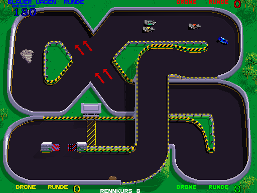 Championship Sprint (German, rev 1) Screenshot