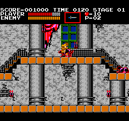 Vs. Castlevania Screenshot