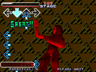 Dance Dance Revolution (GN845 VER. AAA) Screenshot