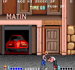 Double Dragon (World set 1) Screenshot