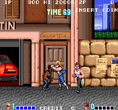Double Dragon (World set 2) Screenshot
