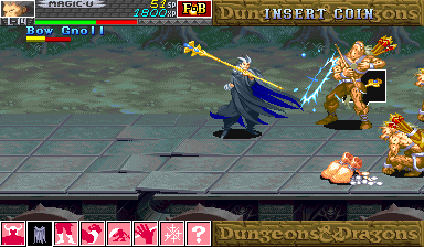 Dungeons & Dragons: Shadow over Mystara (Asia 960619) Screenshot